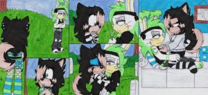 .:He Stole My Heart, So I Stole His:. by Sam-the-wolf147