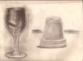 Glass study by Lorredelious