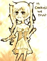 in cookies we trust by fadedcolours