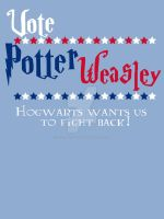 Vote Potter! by LeFinAbsolueDuMonde