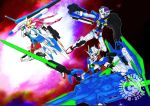R1Exia XN00 FSQanta Girls by symbiotes021