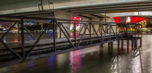 Jetty under the RSEW by droy333