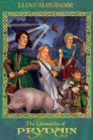 Prydain boxed set front by saeriellyn