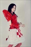 Alice Madness Returns - Checkmate by Ank-sama