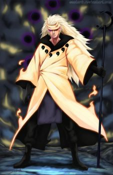 Madara: The power of the six paths by Sentork