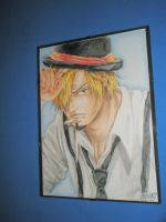 Commission: Sanji by IAJusty