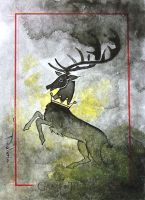 House Baratheon by DavidDeb