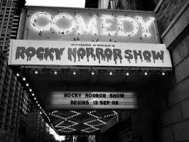 Rocky Horror Picture Show by laurenlikesART