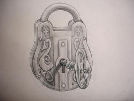 Lock n Key by CHICANOCHOP