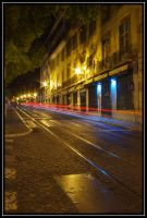 Lisbon at night Part 1 by zergy79