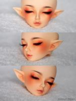 2011 May Vampire Faceup by AndrejA