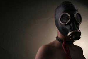 Mask and Collar by wphotography