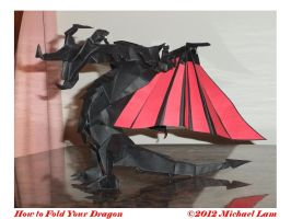 6th YS - How to Fold Your Dragon by Blackvegetable