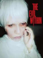 The Evil Winthin - Leslie Withers Cosplay by kai-cross