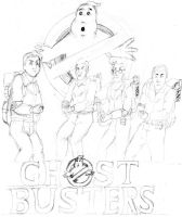 The Real Ghostbusters by TimeLordParadox