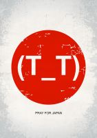 PRAY FOR JAPAN by SIR13