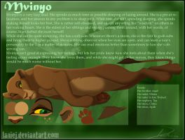 Mvinyo Character Reference by LanieJ