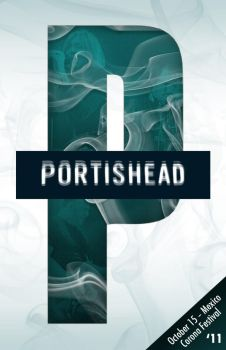 POrtishead by MaquinaGrafica