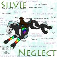 Neglect and Silvie-Contest by Sminn