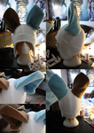 +FleeceHat:Custom+ For guineazilla. by Stephys-Adoptables