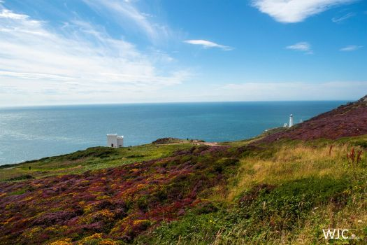 Holyhead Lighthouse by WilljCreations