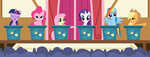 Ponyville To Canterlot Election 2014 - (RedoNoMug) by TomFraggle