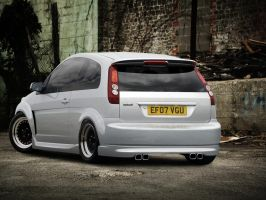 Ford Fiesta ST by Klaus-Designs