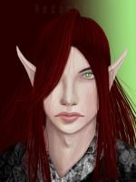 Red and Green by Nedarkhess