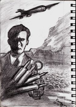 Study Sketch - Lord of War. by Kiborg-Graph