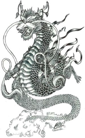 Shenlong the Spiritual Dragon