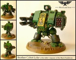 Cybot by Grombald