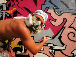 graffitiMask by berkerr