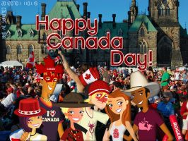 Happy Canada Day 2012---AM by daanton