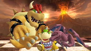 Bowser's Butterflies - Family Photo by Tigura