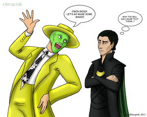 Cheer Up Loki -Entry-