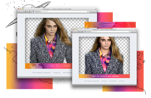 Pack Png 1000 // Cara Delevingne. by ExoticPngs