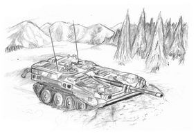 Stridsvagn 103 by Shade-os