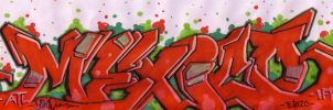 mexico piece by doze-ifk