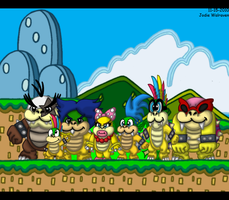 Koopalings by JwalsShop