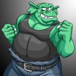 Super Orc Fighter 2 Turbo by MatthewSmith
