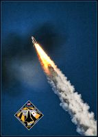 Discovery Shuttle STS-124 by QNetX