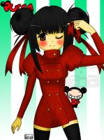 Pucca - Fanart by panda-x-kawaii