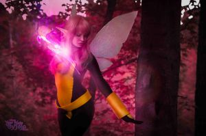 X-men Academy - Pixie by YourMojoByJojo