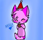 20 Dec. Gift- Milly by pikachu0205