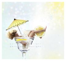 Summer cocktail by pollina