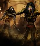 zombies by recever