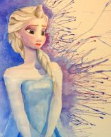 Let It Go by Lily-the-Animator