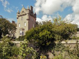 Lochinch Castle by martinemes