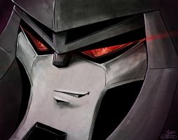 TFA Megatron by FreedomSparrow3