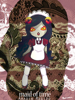Homestuck - Maid of time by katoryu-diethel